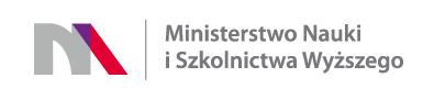 Logo Ministretwa Nauki i Szkolnictwa Wyższego