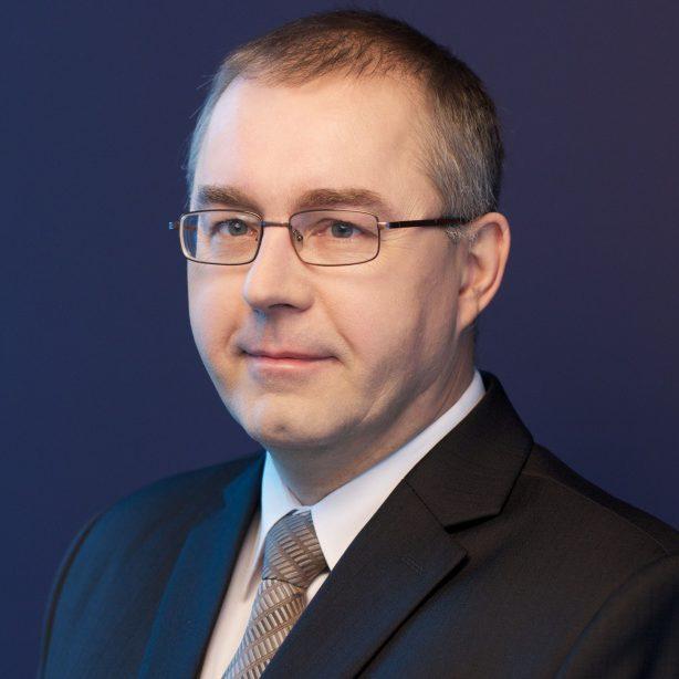 Zdjęcie przedstawiające prof. Tomasz Kostka