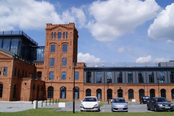 Budynek Łódzkiej Specjalnej Strefy Ekonomicznej S.A.