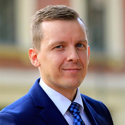 Zdjęcie przedstawiające Michał Banaś