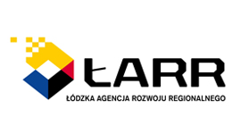 Logo Łódzkiej Agencji Rozwoju Regionalnego - Partner Główny